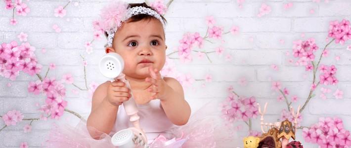 Küçük Hanımın Gardrobu Bebek Elbiseleri