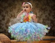 Renkli Tütü Elbise